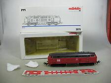 AE373-1# Märklin H0/AC Diesellok/LOK 216 041-1 DB Sonderfahrt MHI; 3079 TOP+OVP