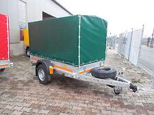 PKW Anhänger Kastenanhänger Planenanhänger 2,56 x 1,31 m 1300-1800kg neu