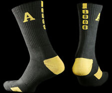Alpha Phi Alpha Fraternity Dry Fit Crew Socks- New!
