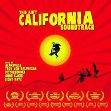 THIS AIN'T CALIFORNIA-SOUNDTRACK  CD  20 TRACKS CLASSIC ROCK & POP  NEW+