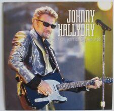 """JOHNNY HALLYDAY - CD SINGLE PROMO """"JE N'AI JAMAIS PLEURÉ"""""""