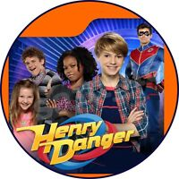 Henry Danger Eßbar Tortenaufleger NEU Party Deko Tortenbild Geburtstag dvd Serie