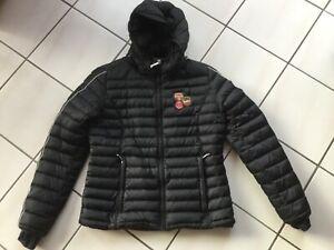 Napapijri Damen Daunen Jacke Daunenjacke Winter Modell Armes Größe L Schwarz top