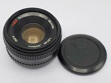 Sears 50mm F2 Prime Lens for Pentax K PK Mount SLR/Mirrorless Cameras