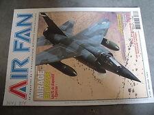 $$m Revue Air Fan N°352 Mirage Afrique  48th Fighter Wing  Albanie  4e EC