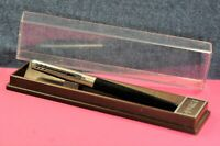 """""""Parker"""" """"15"""" Mixy Fountain Pen Navy blue/CT """"4"""" nib Made in France 1981's w/box"""