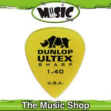 20 x Jim Dunlop 1.40mm Ultex Sharp Guitar Picks - 140USH