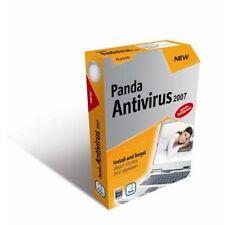 Panda antivirus 2007 - 2 Utilisateurs-au détail nouveau