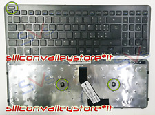 Tastiera Italiana con Frame Nero pulsante di accensione per Acer Aspire V5-571G