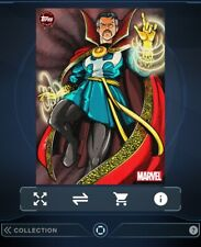 DOCTOR STRANGE ORIGINAL ART WEEKLY INSERT-TOPPS MARVEL COLLECT DIGITAL