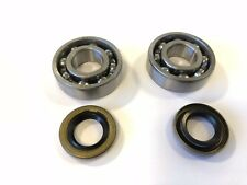 Machinetec Vilebrequin Roulement & Seals Fits Husqvarna 181 281 288 390 394 395