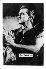 B55448 Kirk Douglas Acteurs Actors 9x7cm