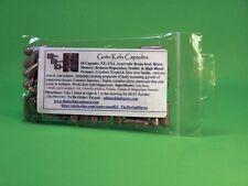 Gotu Kola Brain Sharpness Memory Wounds Scars Circulation 60 capsules $6.50