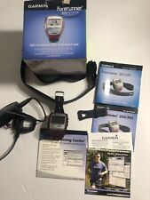 Garmin Forerunner 305 GPS Enabled Trainer w/ Heart Rate Monitor Bundle