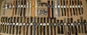 56 Timex Expedition Watches Weekender Watch Lot