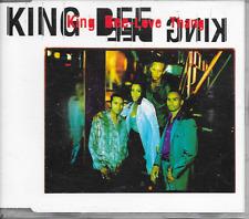 KING BEE - Love thang CDM 4TR Hip Hop Europop 1998 (FACT) Holland