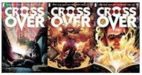 🔥🔥 CROSSOVER #1  IMAGE 2020 DONNY CATES 3 REGULAR & VARIANT COVERS NM 🔥🔥