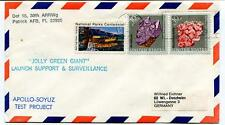 1975 Apollo-Soyuz Test Project Jolly Green Giant Launch Support Surveillance USA