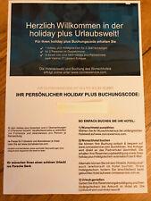 Hotel - Gutschein für 2 Personen für 2 Nächte
