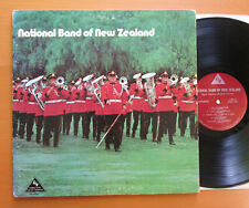 FSRS-1270 National Band Of New Zealand Stereo Gatefold LP
