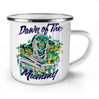 Dawn Of Mummy Dead NEW Enamel Tea Mug 10 oz | Wellcoda