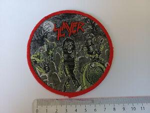 Slayer Patch Aufnäher (no Warbringer, no Destruction, no Overkill, no Voivod)