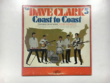 Dave Clark 5 Coast to coast LP G+