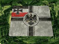 WWI German Patriotic Mouse Pad Imperial War Flag WW1 Imperial Eagle Germany EK