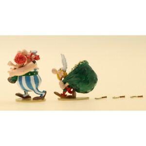 Figurine Astérix, Obélix et son cousin Amérix Pixi 02360
