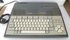 Ordenador 8 bits MSX Sanyo PHC-28P