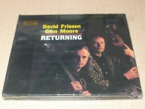 David Friesen, Glen Moore Returning JAPAN XRCD