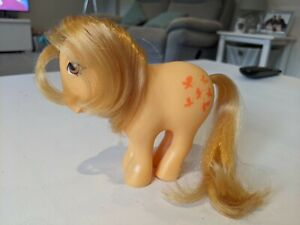 My Little Pony G1 Butterscotch Vintage Toy Hasbro 1982 Collectibles MLP *