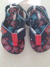 Gymboree Boy Shoes Lobster Flip Flop sandles Sandle 5/6