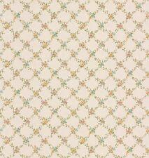 smita Tapete dollhouse 22107 Pequeñas Flores Casa De Campo Papel pared rural