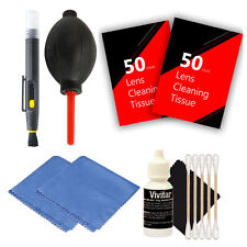 All You Need Cleaning Accessory Kit for All Digital SLR EOS Rebel Cameras