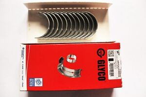 FOR FIAT DOBLO CARGO  1.9 JTD  BIG END SHELL BEARINGS CONNECTING ROD.