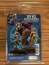 Knight Models DC Universe: Birds of Prey Multiverse