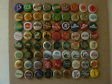 CZECH lot 72 beer , soda bottle caps ,   kronkorken   crown caps  (2)