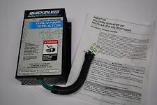 Quicksilver 60 amp Galvanic Isolator Kit 888557T01 Ignition Protected SW1