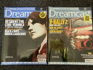 Dreamcast Magazine Issue 7 And 8 2000 No Cds