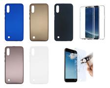 "PT Funda Carcasa Doble 360º Delantera + Trasera Para Samsung Galaxy A10 4G 6.2"""