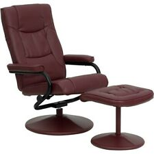 Flash Furniture Burgundy Recliner, Burgundy - BT-7862-BURG-GG