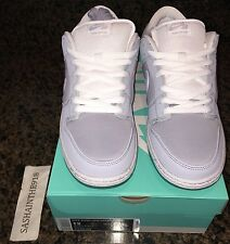Nike Dunk Low SB Marty Mcfly Men's sz 12 Back to the Future New Gray