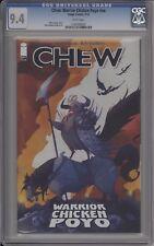 Chew: Warrior Chicken Poyo #1 - CGC 9.4 - 1260908003