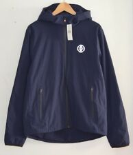RALPH LAUREN POLO SPORT dark navy blue hooded jacket coat football lads XXL