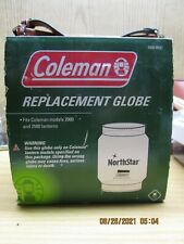 Coleman replacement globe for models 2000  2500