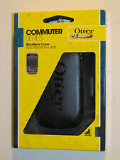 Genuine Otterbox Commuter Case for BlackBerry Curve 9330, 9300, 8530,8520-Black