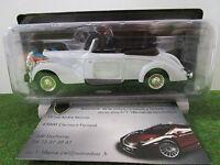 HOTCHKISS 686 S49 blanc des Juges Tour de France 1954 1/43 NOREV TDF voiture min