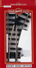 Bachmann G Scale Train Track Manual Right Switch 94352
