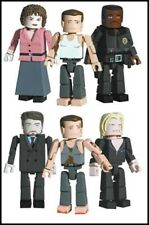 Palisades Die Hard Palz 6 Character Bundle Hanz, Mcclane, Powell, Karl Sealed